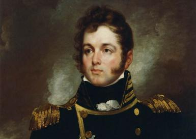 Commodore Oliver H. Perry
