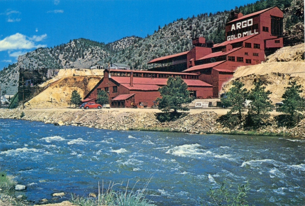 Argo Mine and Mill
