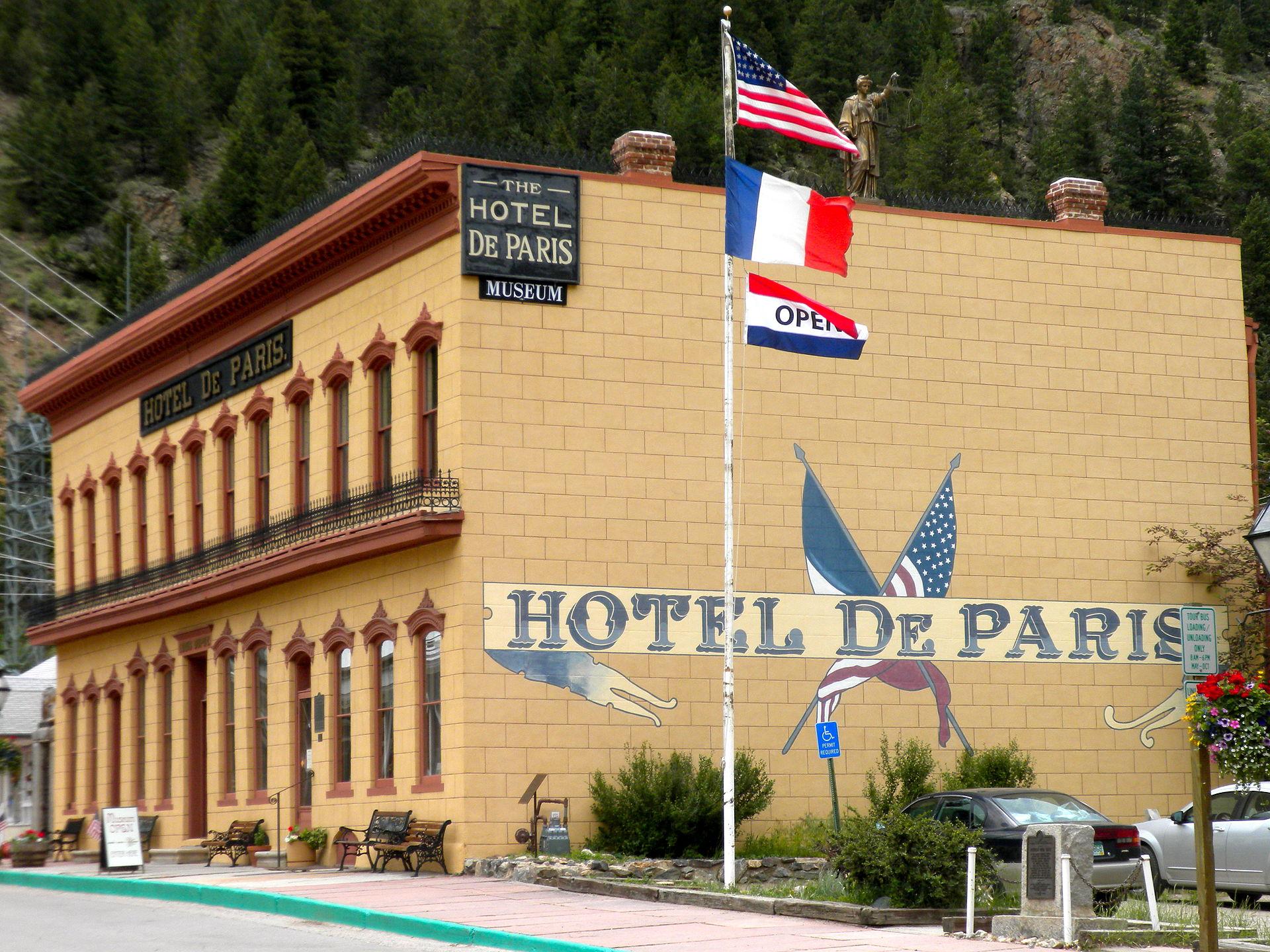 Hotel De Paris Museum