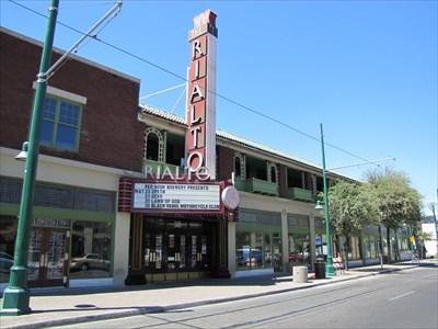 The Rialto Theatre today