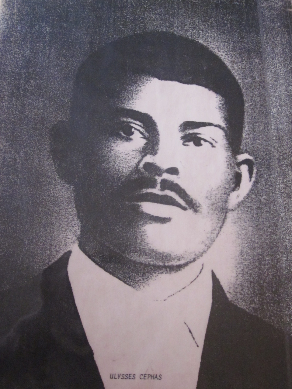 Ulysses Cephas was the son of former slaves and became an independent business owner and influential community member.