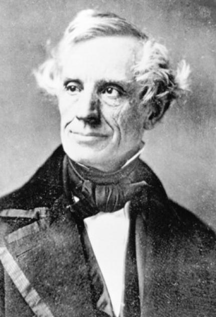 Samuel F.B. Morse (1791-1872)
