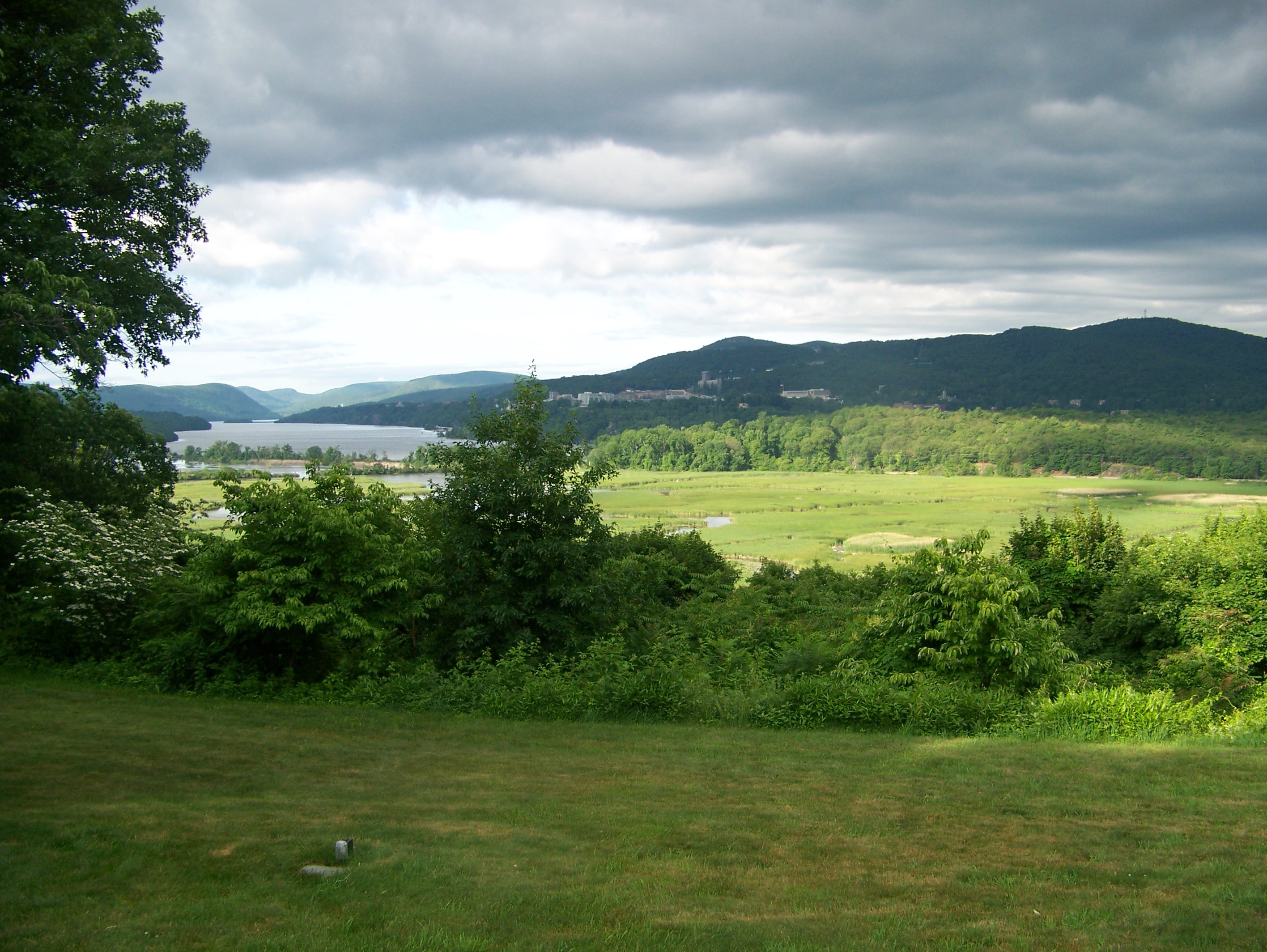 The View from Boscobel