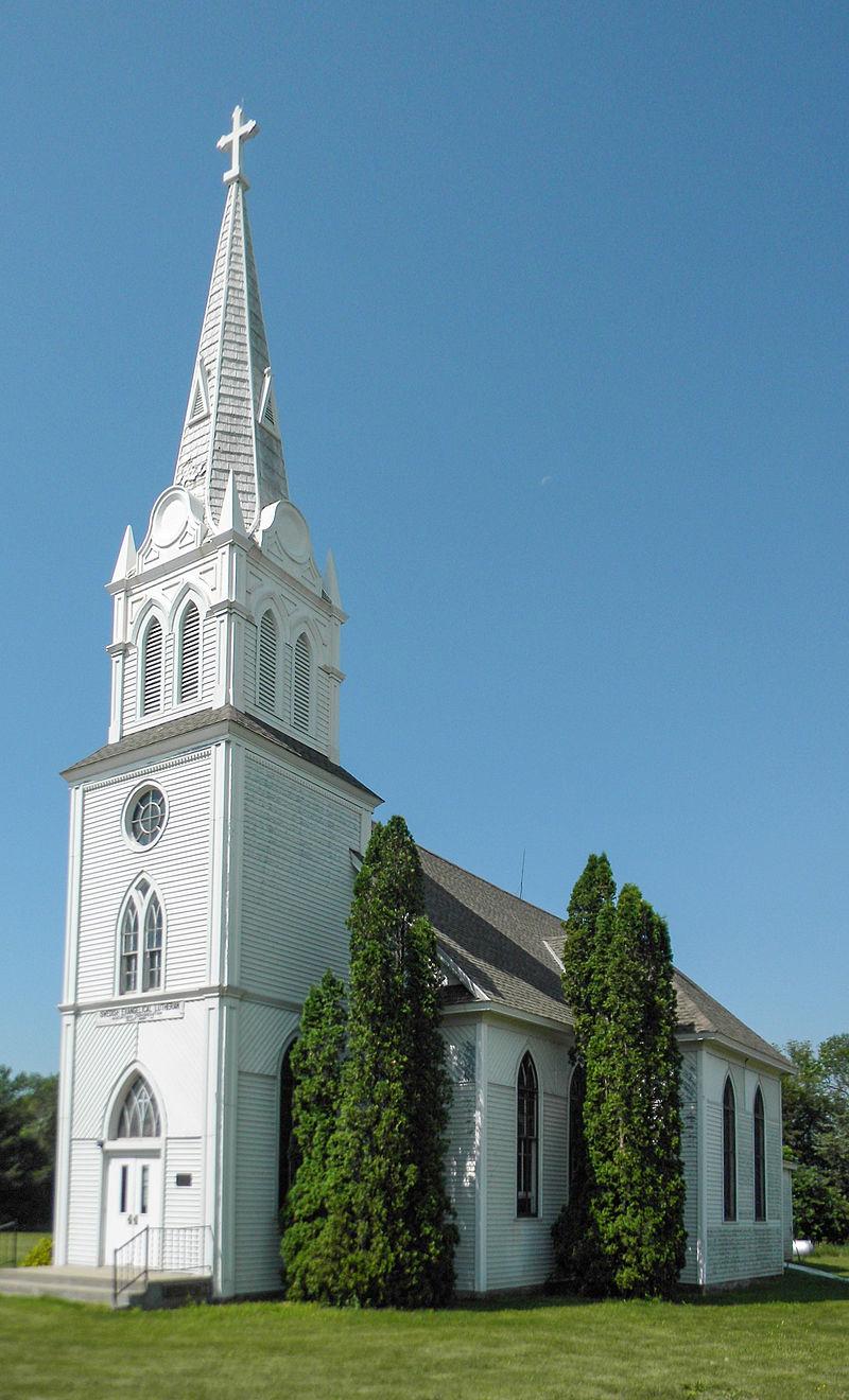 Augustana Swedish Lutheran Church as it looks today