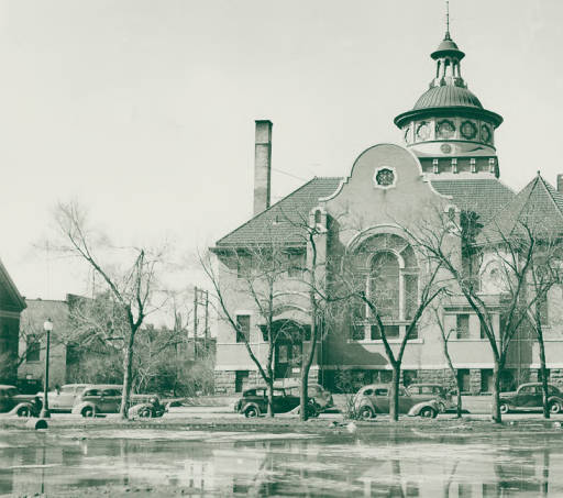 As it looked in the 1930s. Courtesy of Northern State University's Library Archives and Special Collections