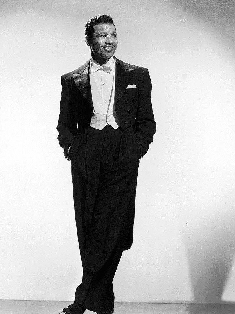 Dapper Ray Robinson