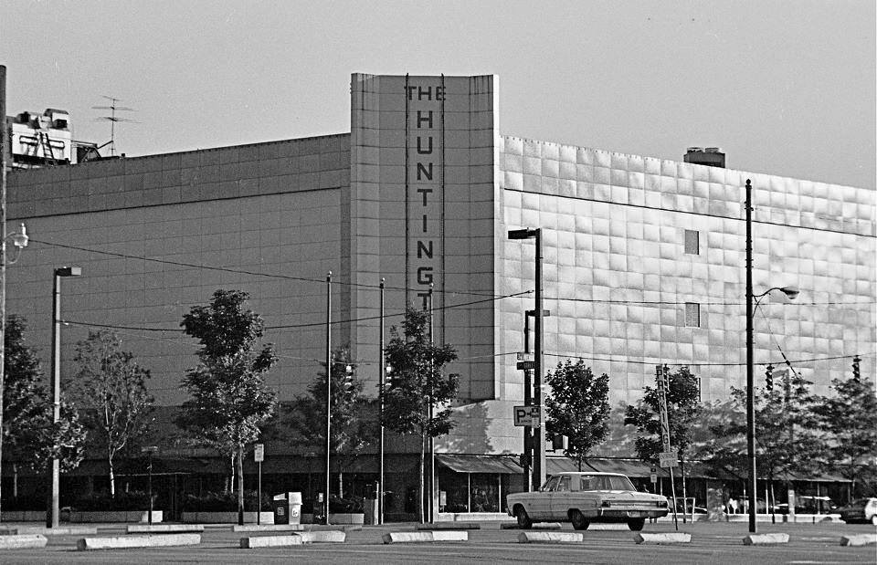 The Huntington Store as it appeared during the 1970s