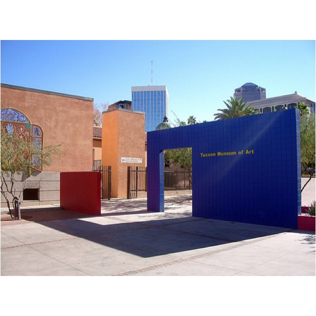 The Tucson Museum of Art was founded in 1924.