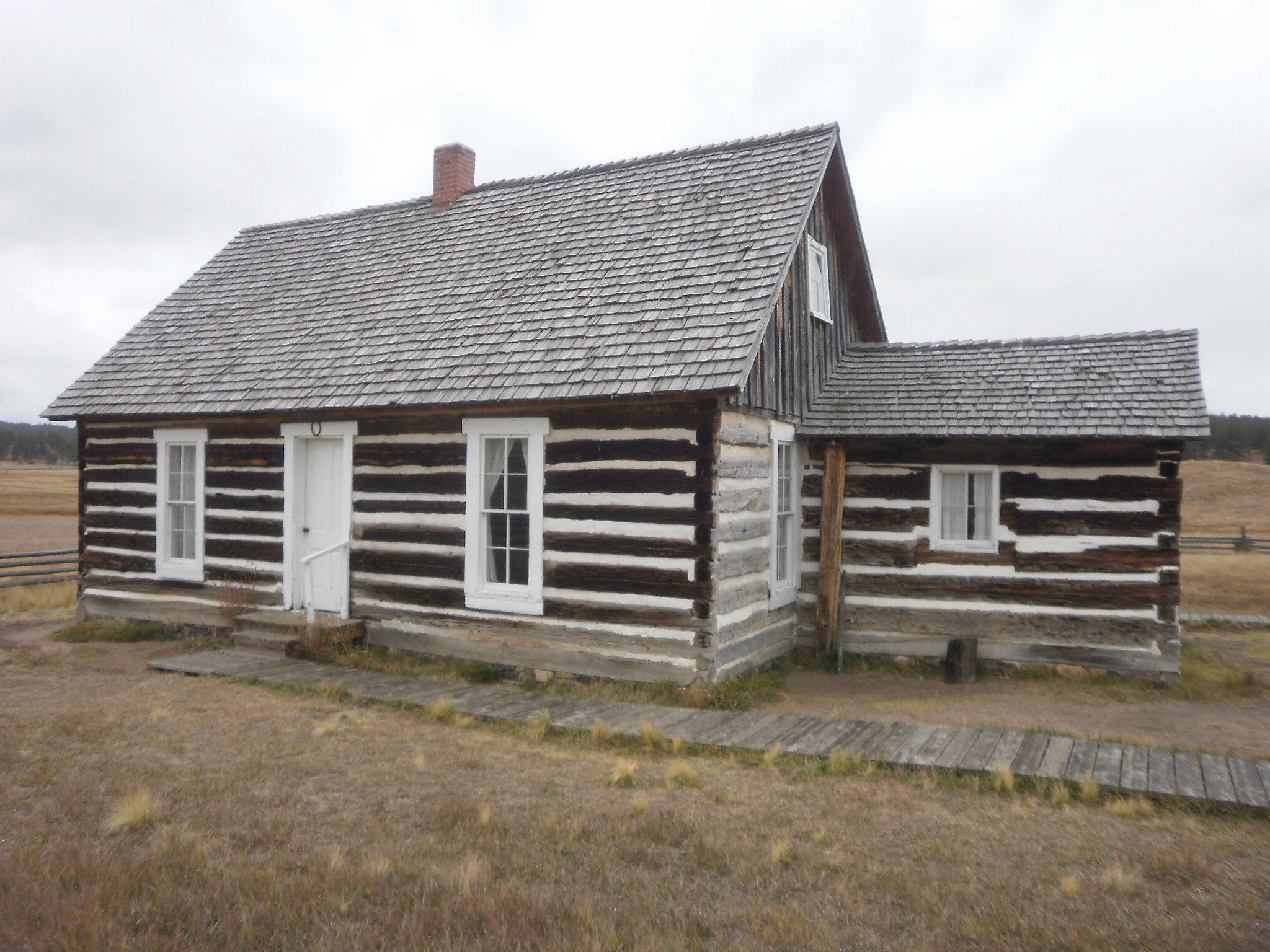 The Hornbeck Homestead