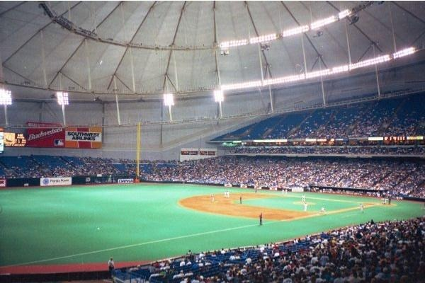 Tampa Bay Rays Game