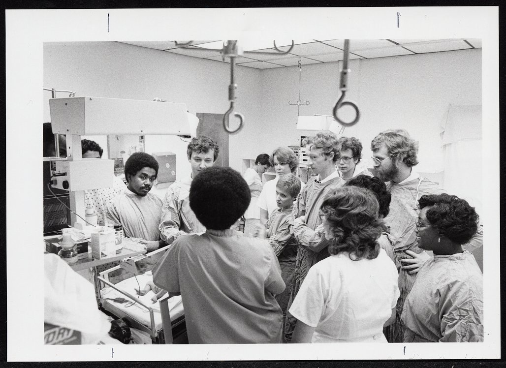 Brody School of Medicine Students (c.1970)