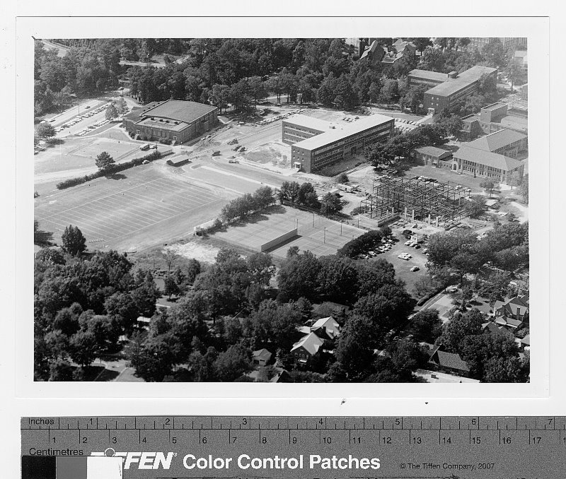 Aerial View of ECC (1962)