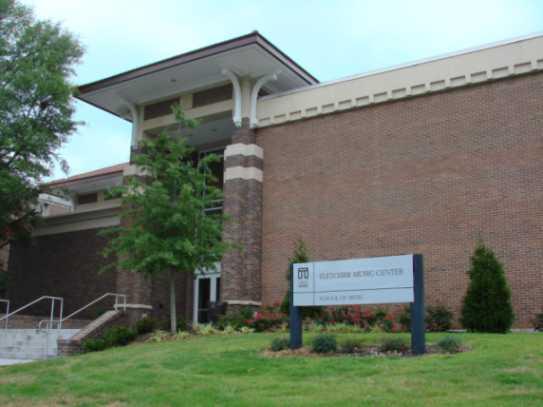 "Current picture of A.J. Fletcher Music Center  ""A.J. Fletcher Recital Hall."" East Carolina University Events. Accessed November 22, 2016. http://calendar.ecu.edu/aj_fletcher_recital_hall#.WDSX72QrIUu."