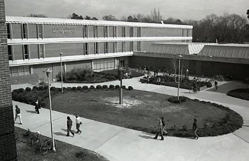 A.J. Fletcher Music Center 1974
