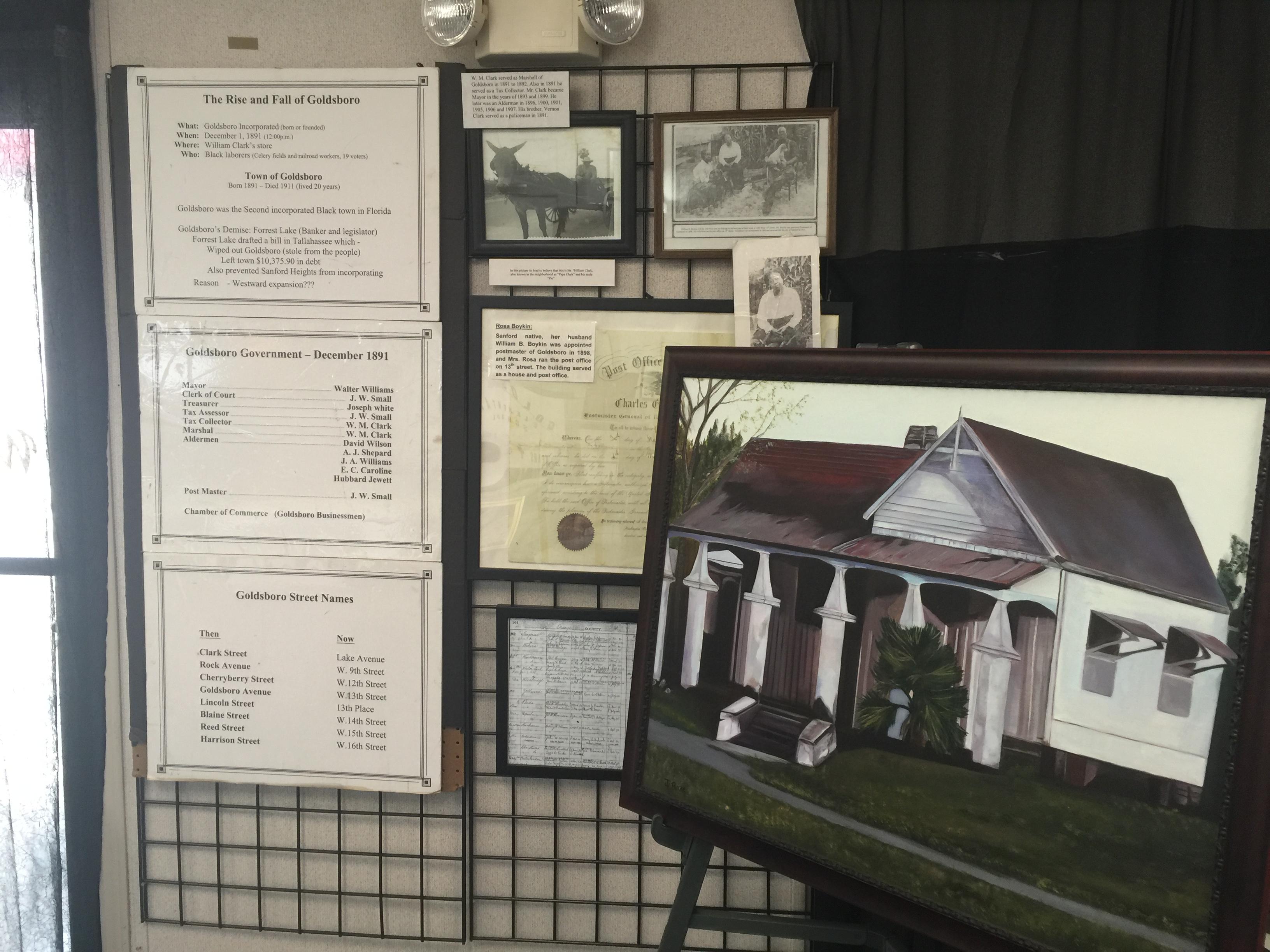 Historic Goldsboro Museum