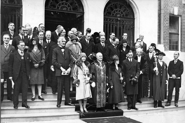 1929 opening