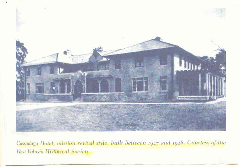Historic photo of hotel