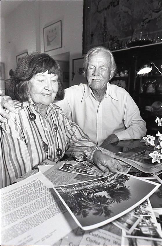 Ellen and August Antilla (1990)