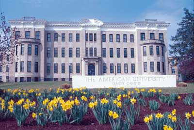 Capital Hall, Tenley Campus, American University