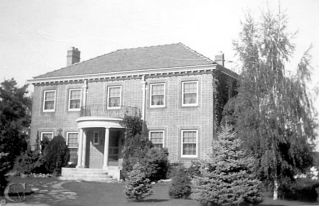 President's House 1929