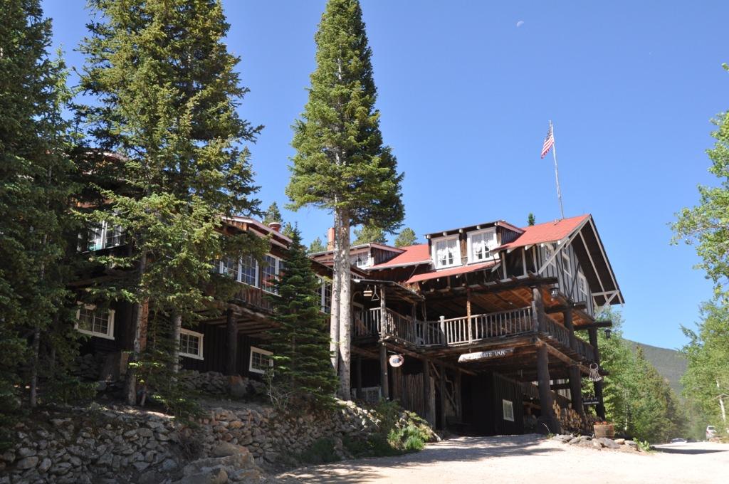 The Baldplate Inn