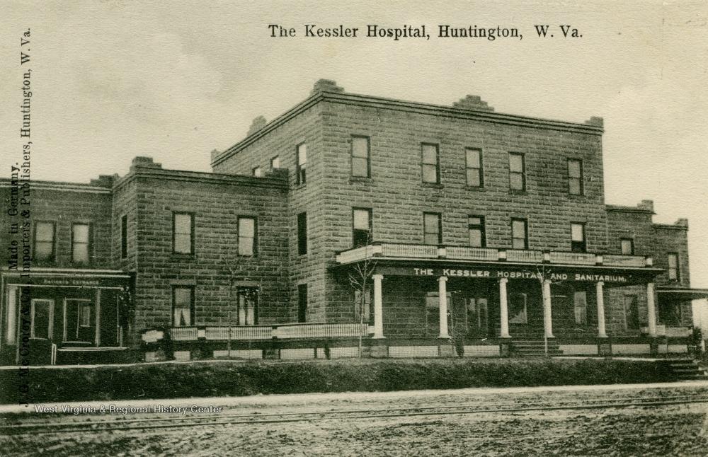 The first Kessler Hospital