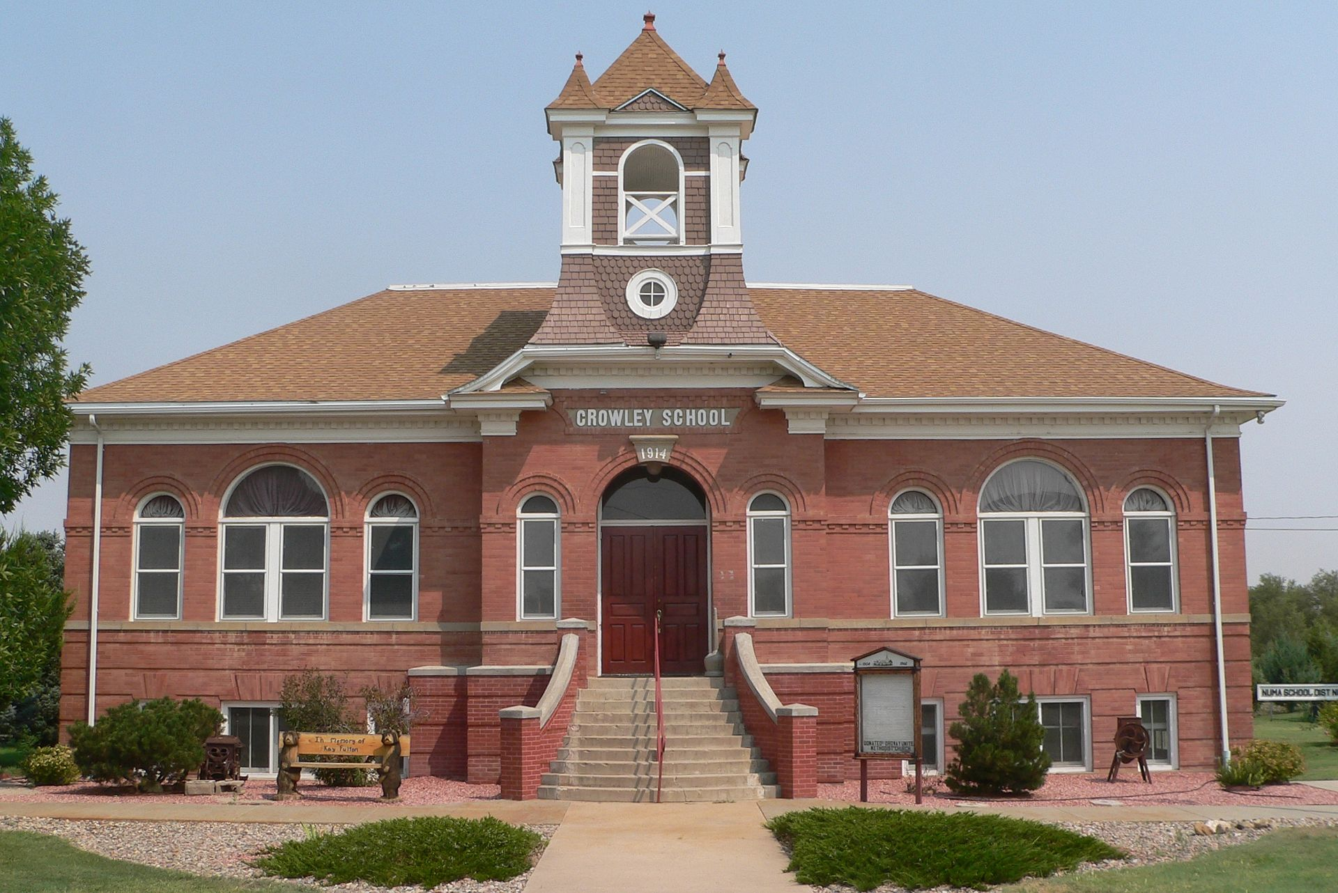 Crowley County Heritage Center