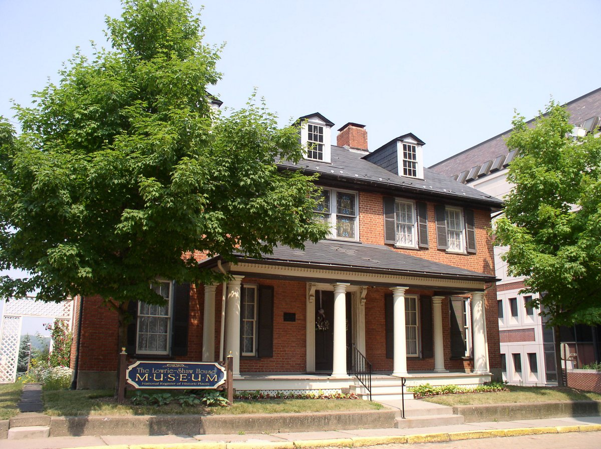 The Senator Walter Lowrie House