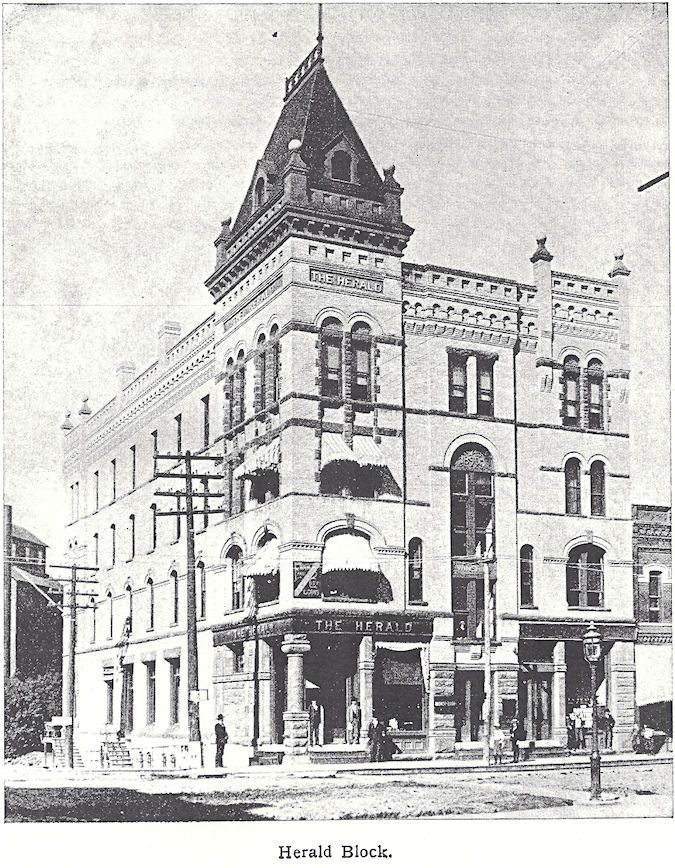 1897 photo of the building