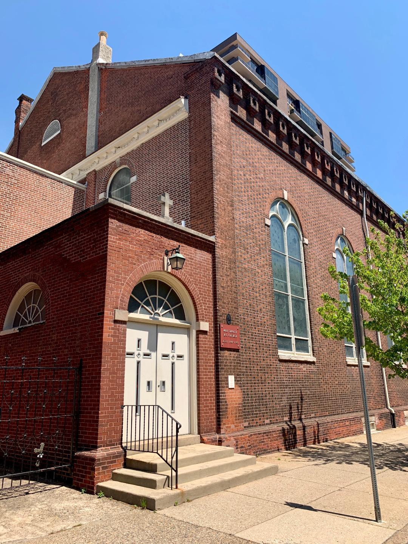 Holy Trinity church, photo taken 2020