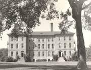 Crampton Hall before Renovations.