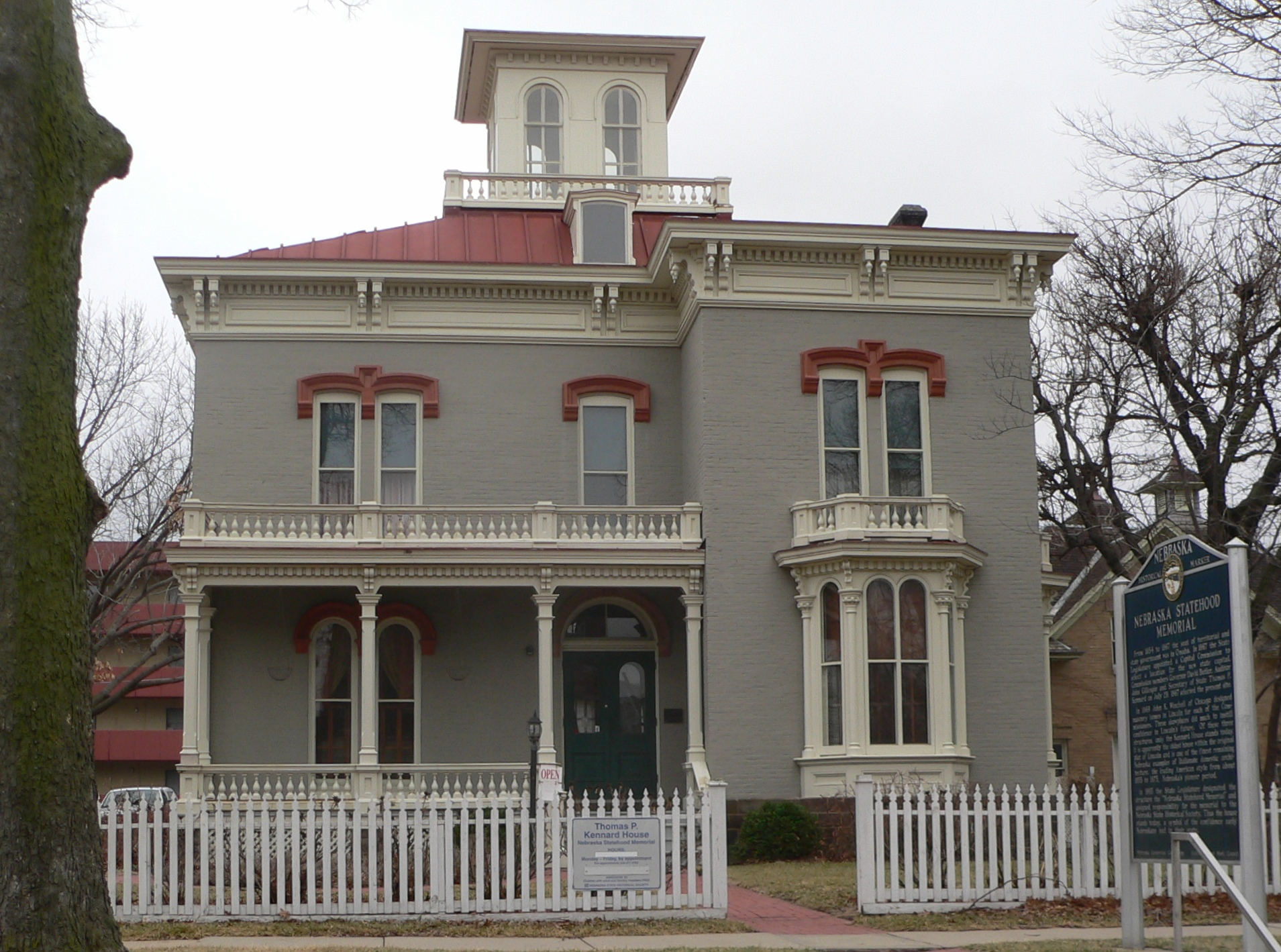 The Thomas P. Kennard House