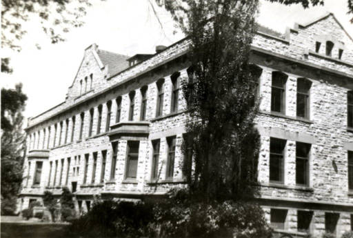 Rankin Hall, September 1942