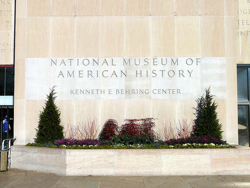The Museum bears the name of Kenneth Behring, a real estate developer who pledged $80 million to the National Museum of American History in 2000.