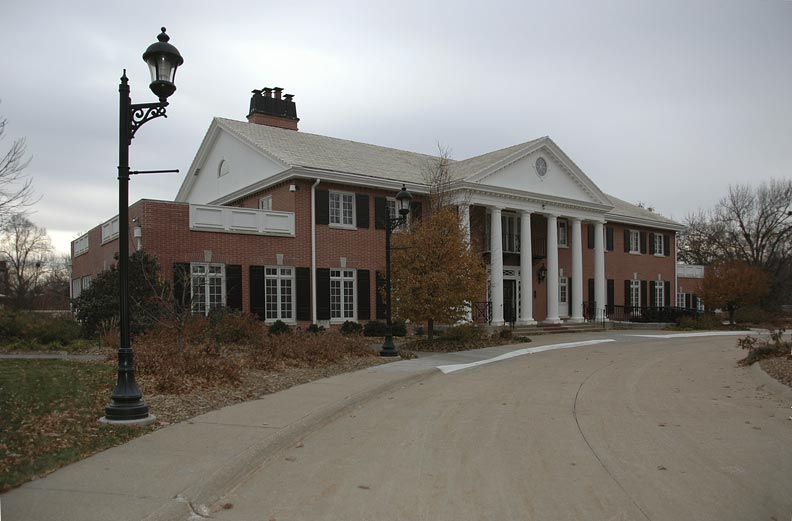 The Nebraska Governor's Mansion
