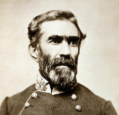 At the tender age of 16, Braxton Bragg graduted 5th in his class from the United States Military Academy. After the war, his home was siezed by the United States Government and he moved his family to Alabama.