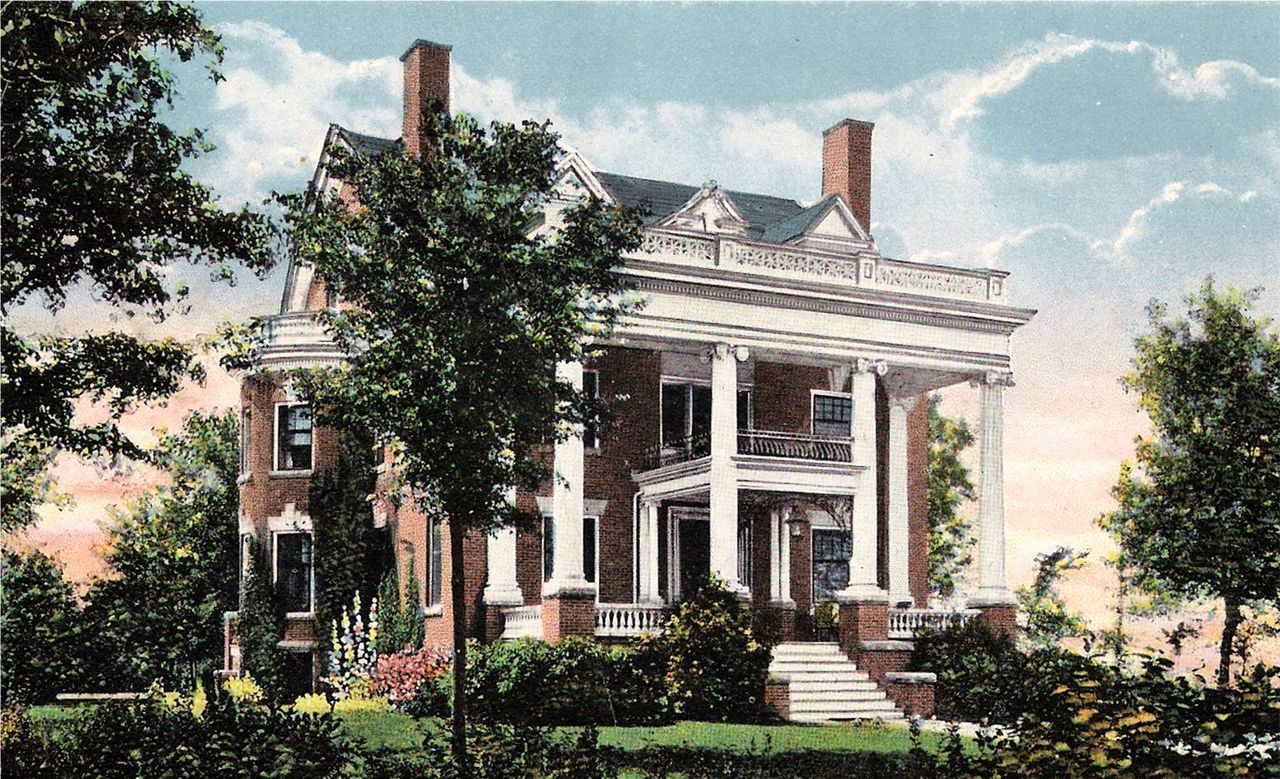 Oxford House circa 1919