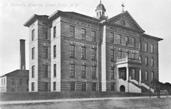 St. Michael's Hospital circa 1910
