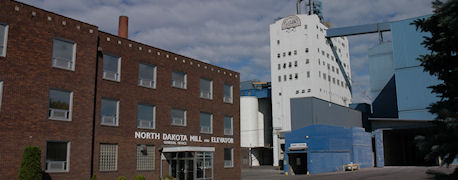North Dakota Mill and Elevator as it looks today