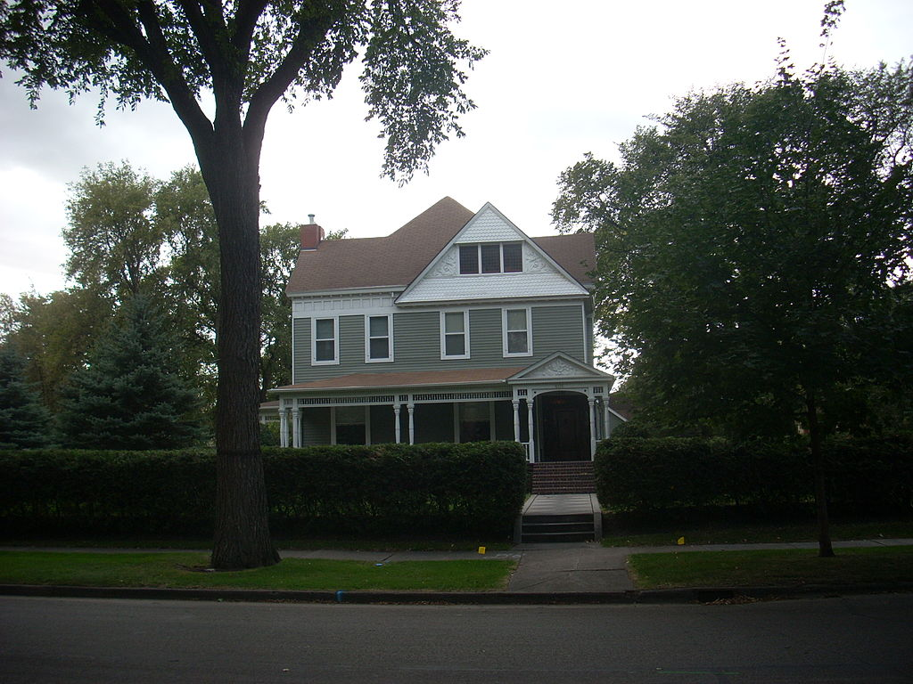 The George B. Clifford House as it appears today