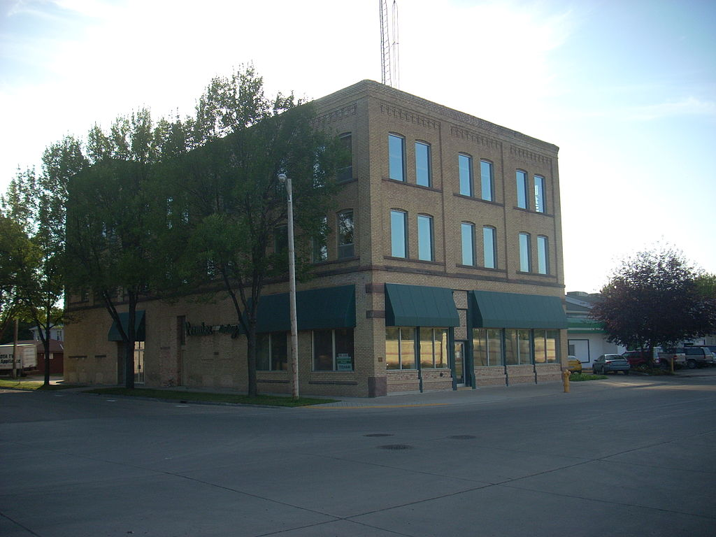 Grand Forks Woolen Mills as it appears today