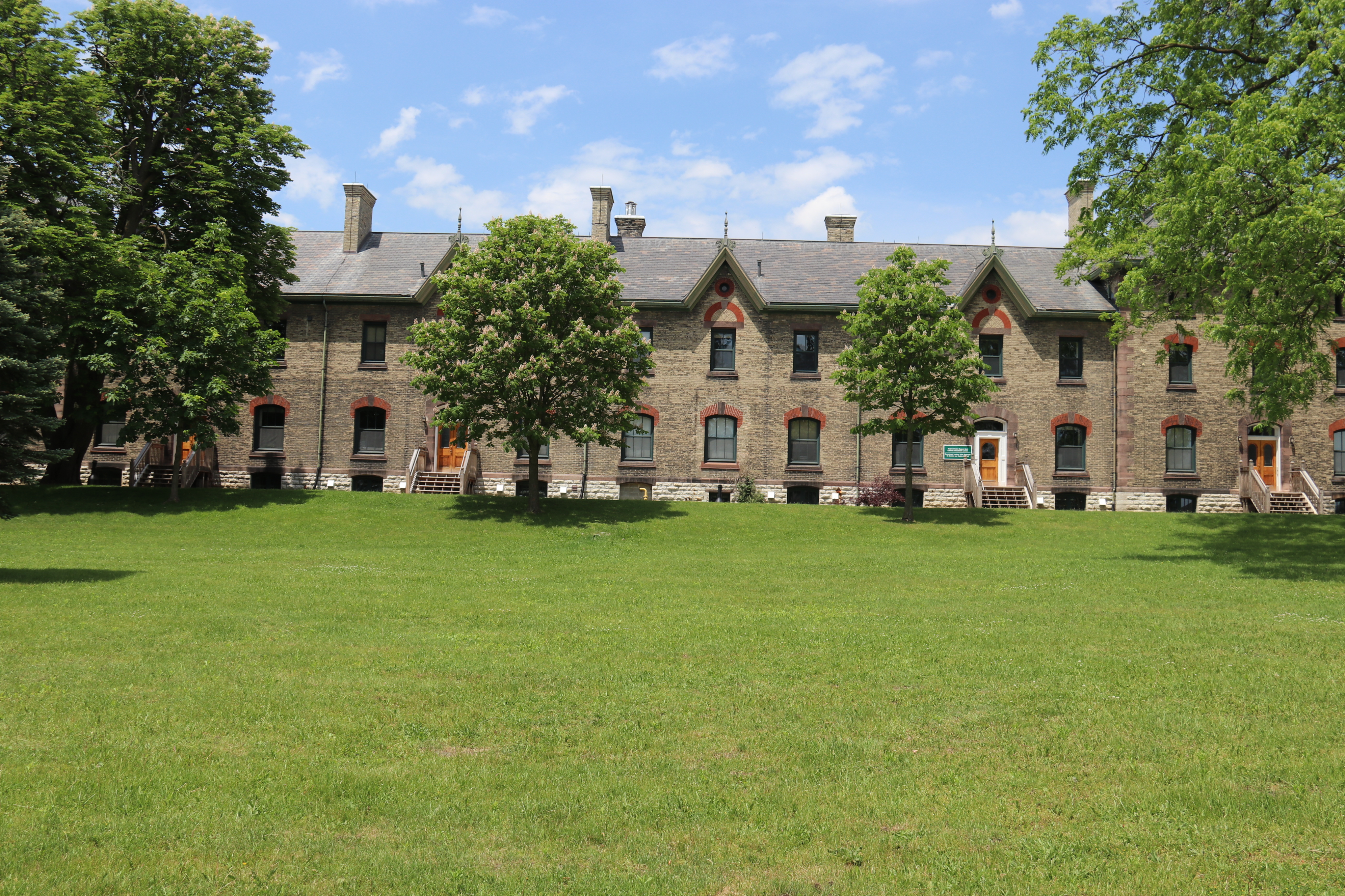 Wolseley Barracks, South Wing