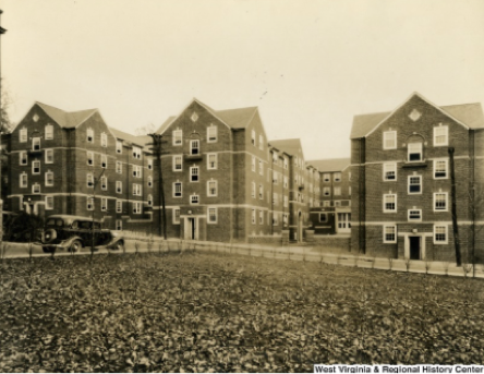Men's Hall 1935