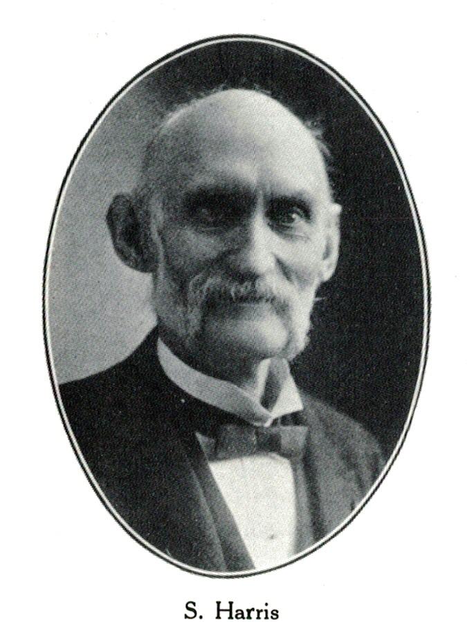 Samuel Harris, ca. 1907