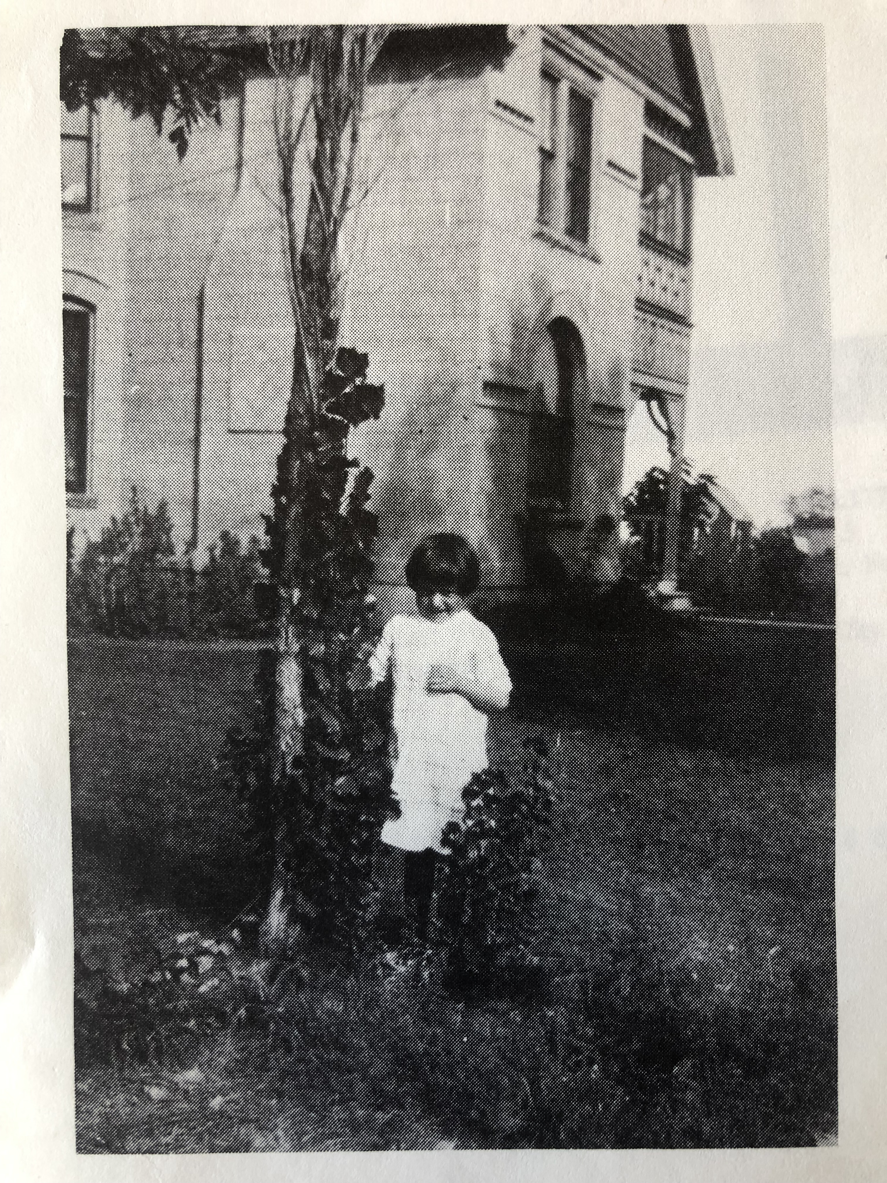 Early Photograph of Fuller House - Date Unknown