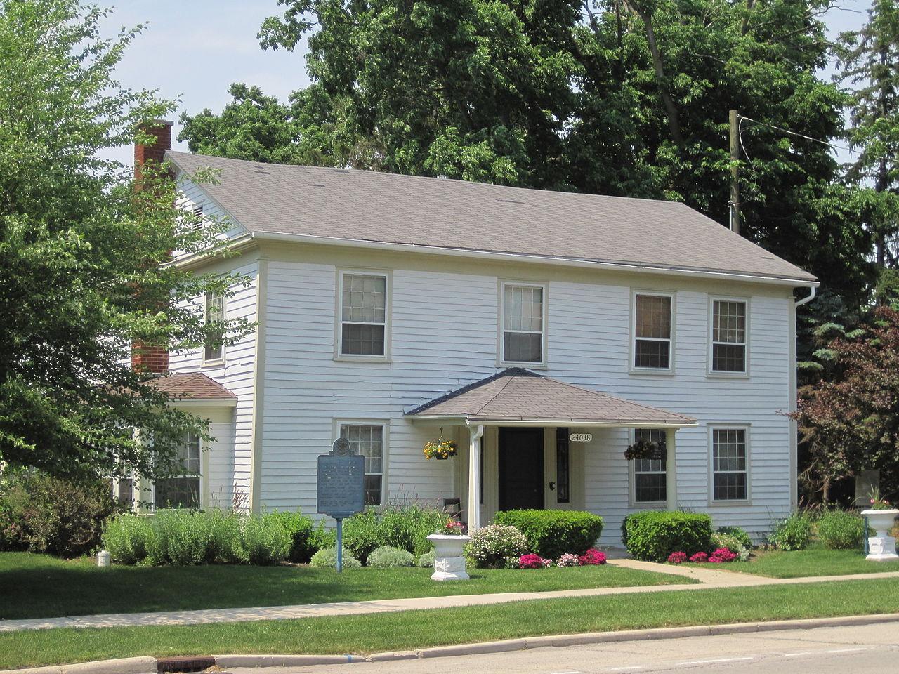 Halfway House (Source: Wiki Media).