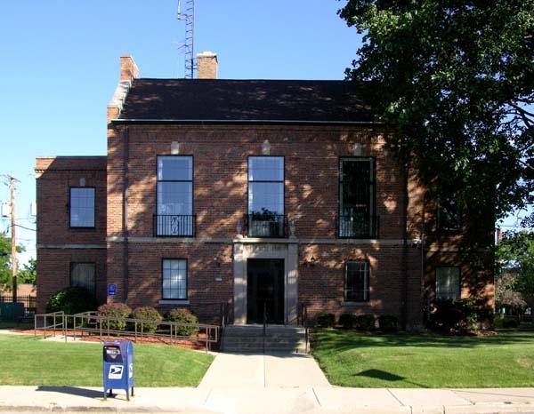West Milwaukee Village Hall & Police Station