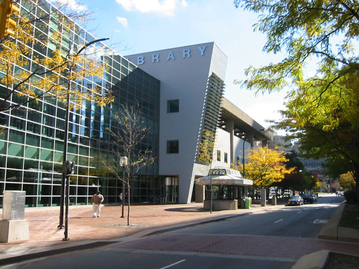 The Akron-Summit County Public Library offers patrons access to nearly 2 million items.