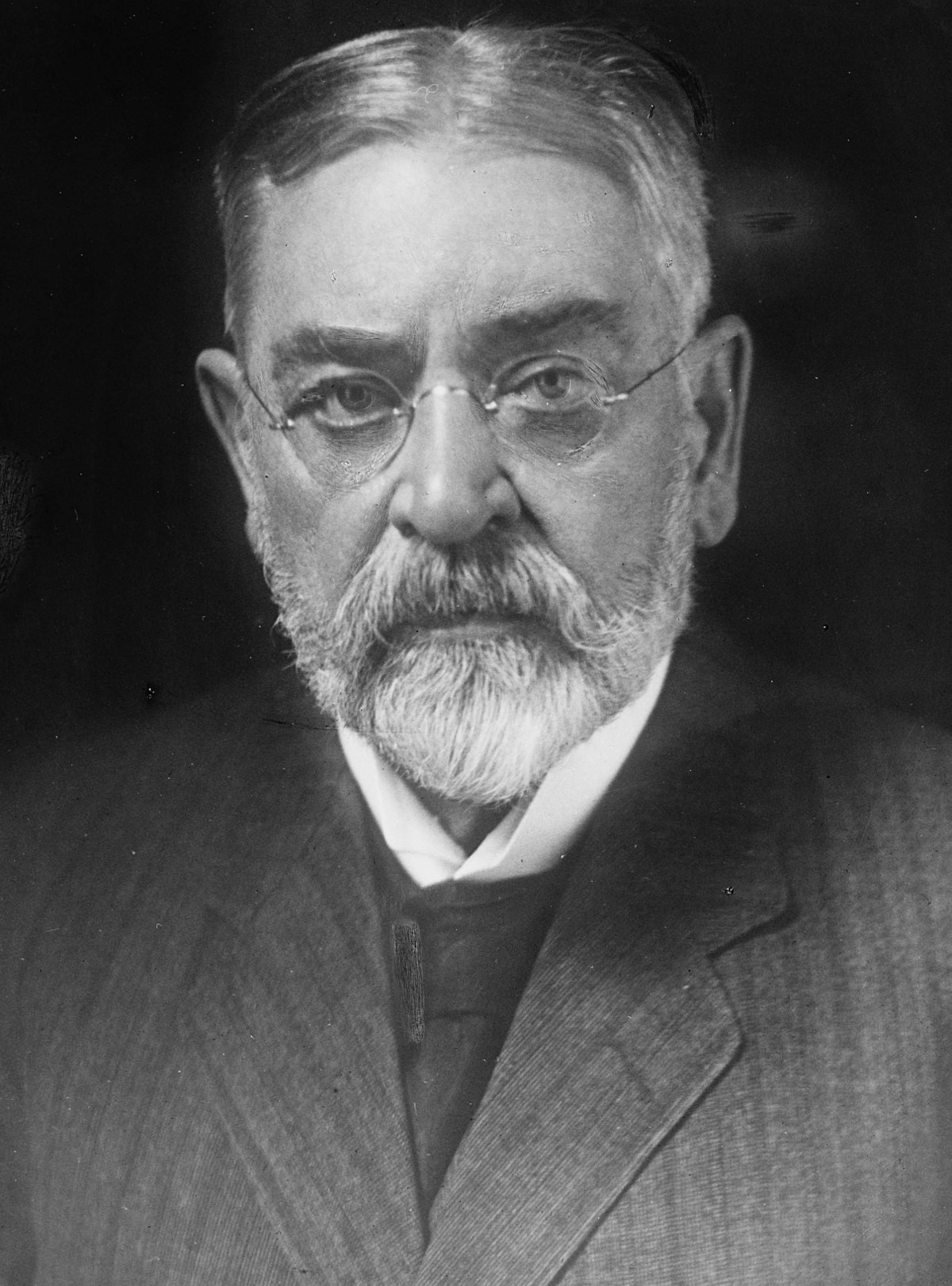 Robert Todd Lincoln later in life.