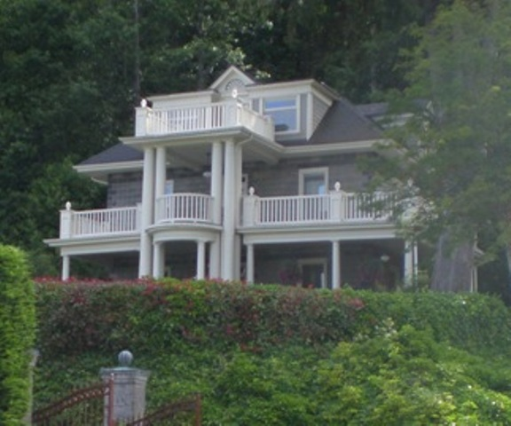 Meyer Riddle House as it appears today